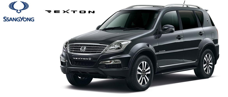 Ssangyong Rexton 4x4